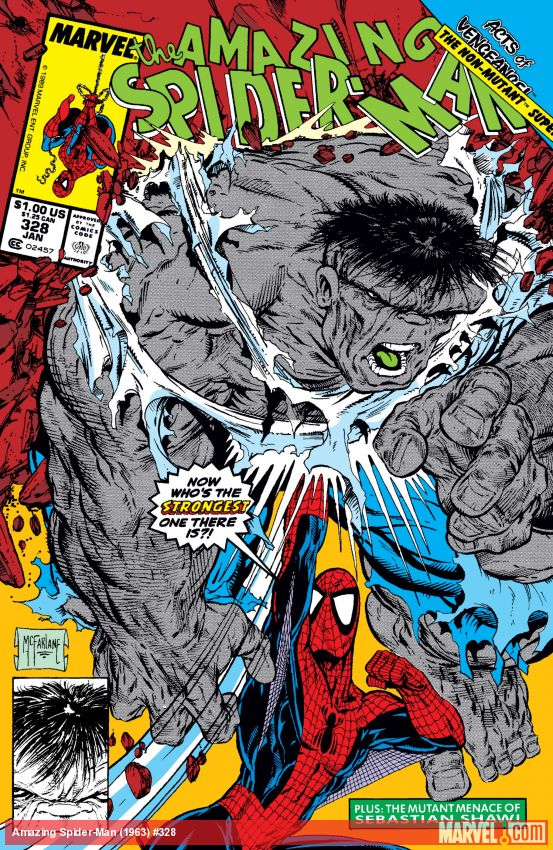 The Amazing Spider-Man (1963) #328