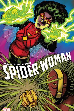 Spider-Woman (2015) #12