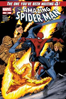Amazing Spider-Man (1999) #590
