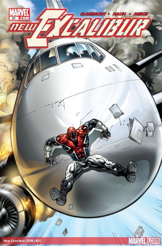 New Excalibur (2005) #21