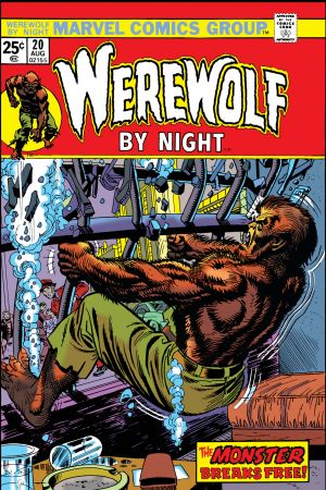 Werewolf By Night (1972) #20