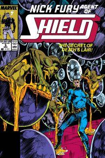 Nick Fury, Agent of S.H.I.E.L.D. #5