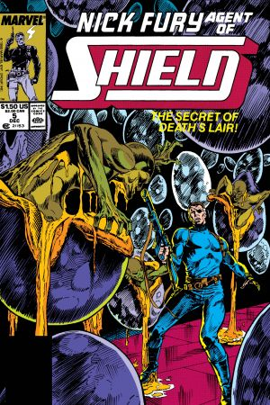 Nick Fury, Agent of S.H.I.E.L.D. #5