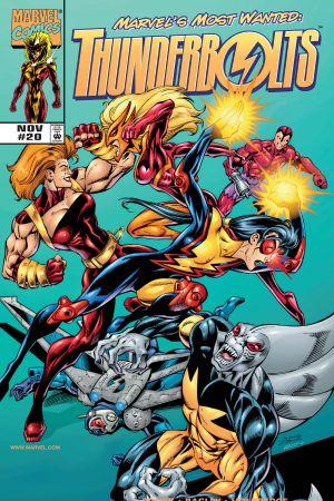 Thunderbolts (1997) #20