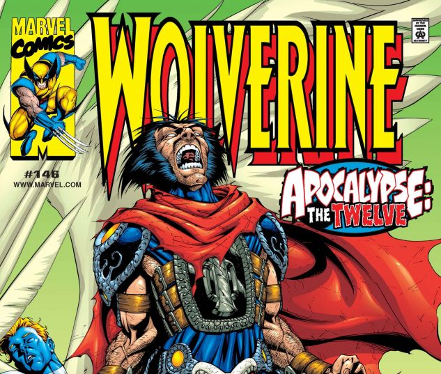 WOLVERINE (1988) #146