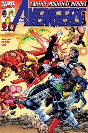 Avengers (1998) #33