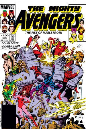 Avengers #250