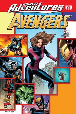 Marvel Adventures the Avengers (2006) #27