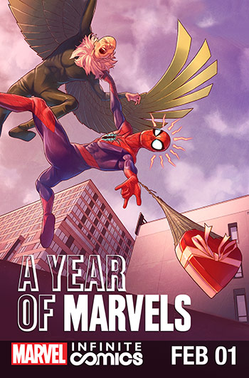 A Year of Marvels: February Infinite Comic (2016) #1
