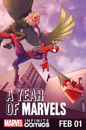 A Year of Marvels: February Infinite Comic #1