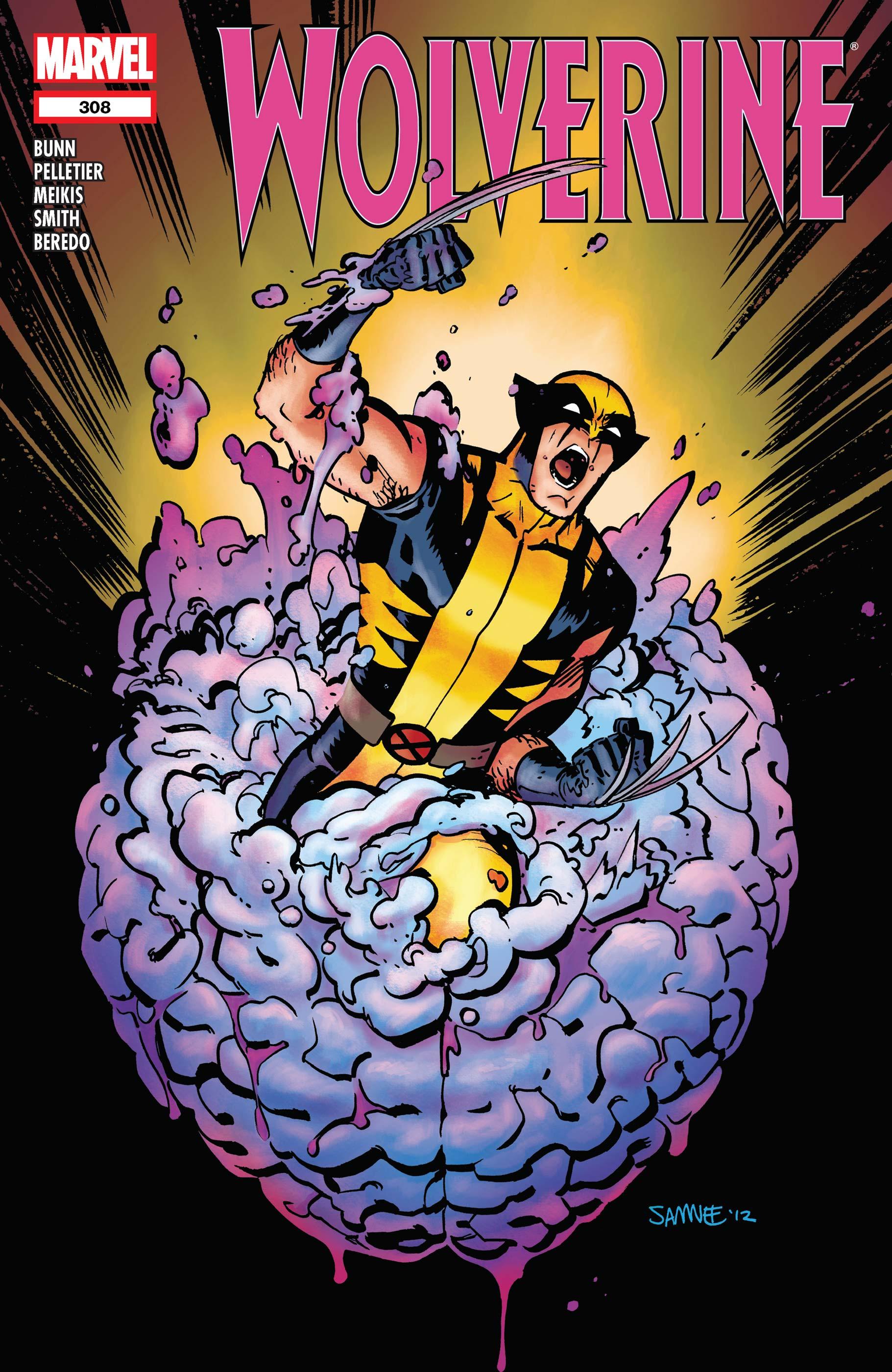 Wolverine (2010) #308