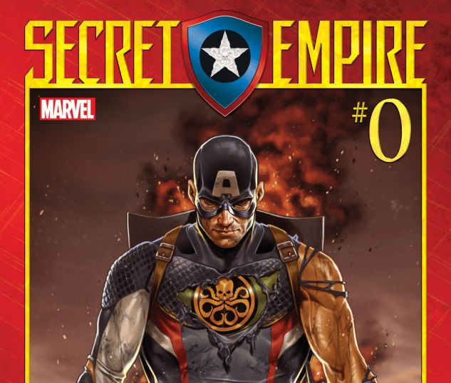 cover to Secret Empire (2017)