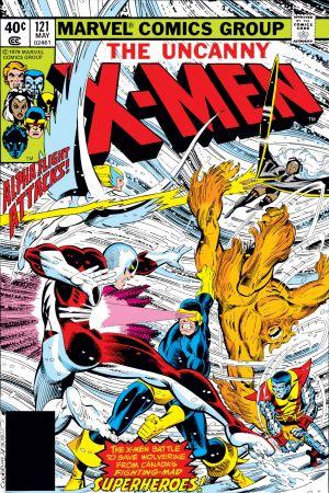 Uncanny X-Men #121