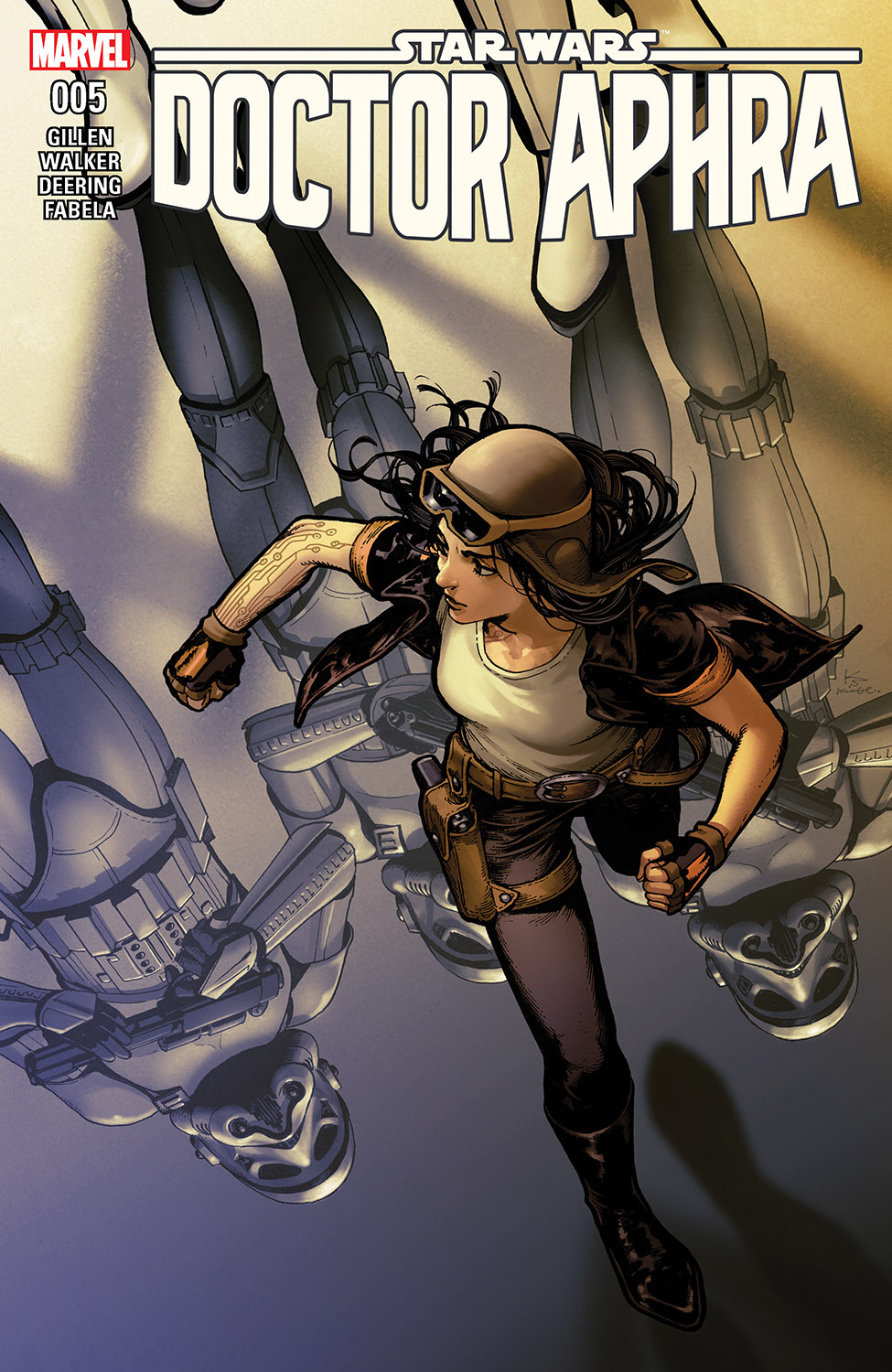 Star Wars: Doctor Aphra (2016) #5