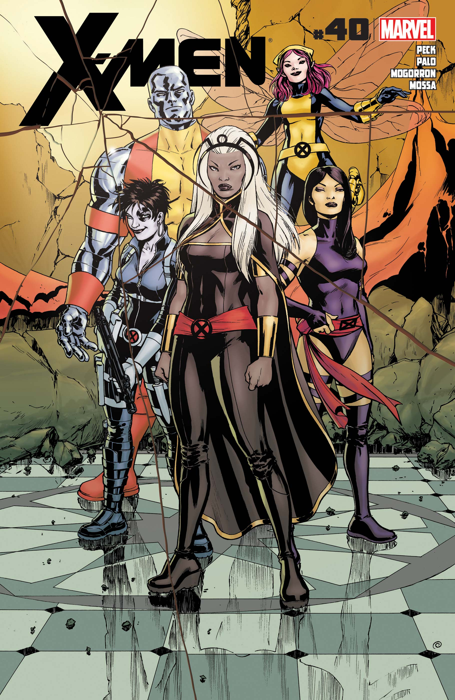 X-Men (2010) #40