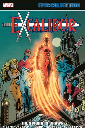 Excalibur Epic Collection: The Sword Is Drawn (Trade Paperback)