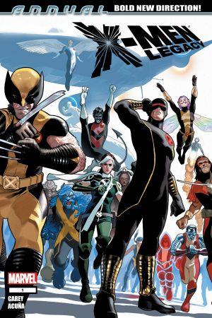 X-Men: Legacy Annual (2009) #1