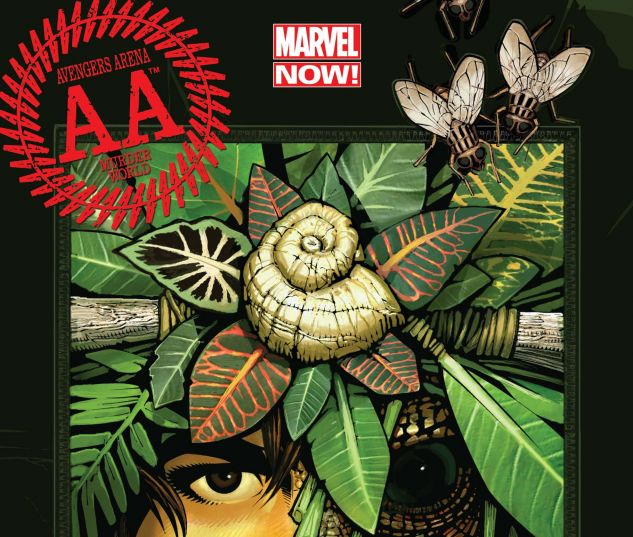 Avengers Arena (2012) #2