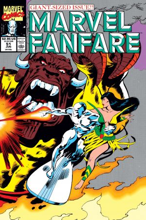 Marvel Fanfare #51