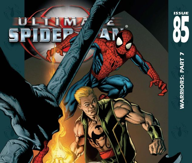 ULTIMATE SPIDER-MAN (2000) #85