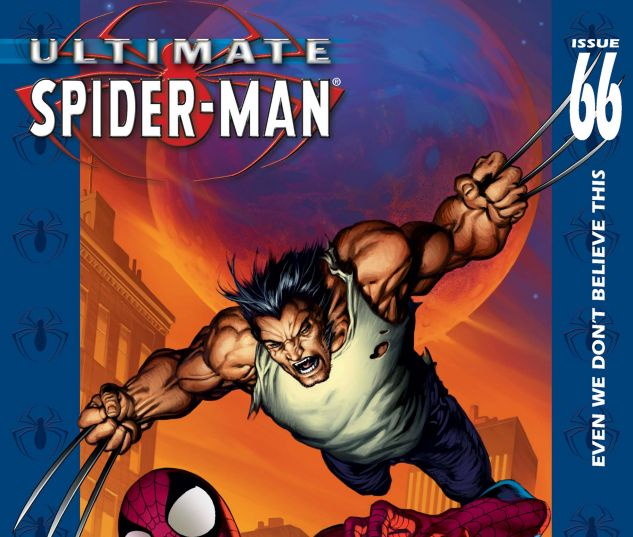 Ultimate Spider-Man (2000) #66