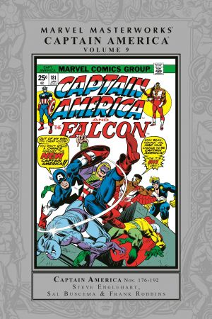 Marvel Masterworks: Captain America Vol. 9 (Hardcover)