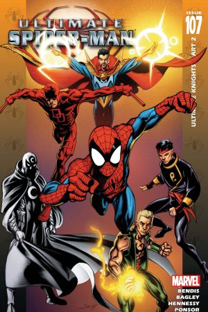 Ultimate Spider-Man #107