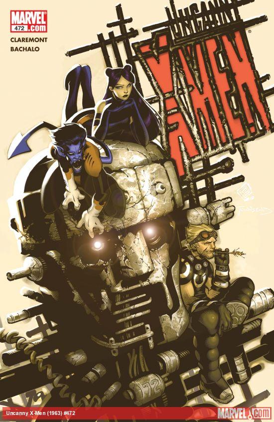 Uncanny X-Men (1963) #472