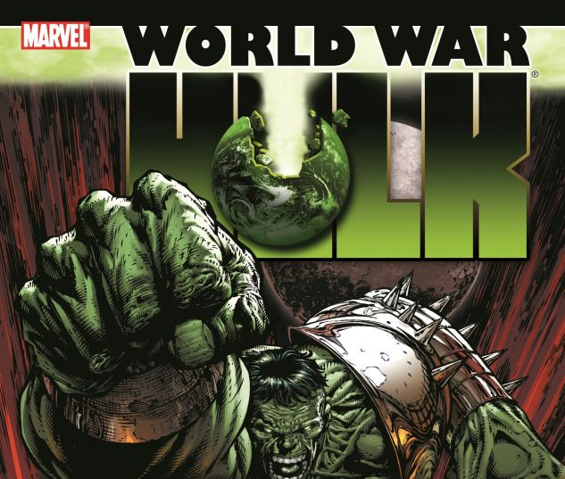 World War Hulk 1-5, World War Hulk: Aftersmash, Marvel Spotlight: War World Hulk, Planet Hulk Saga