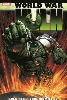 Hulk: World War Hulk (Hardcover)