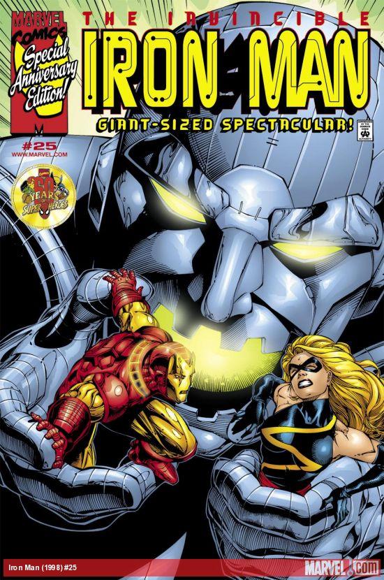 Iron Man (1998) #25