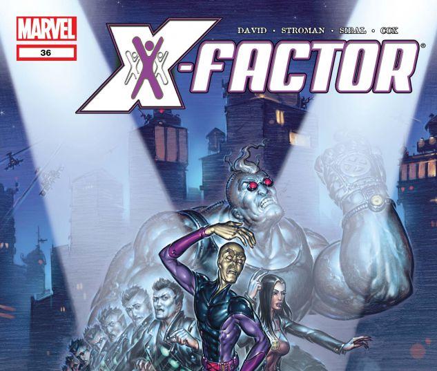 X-FACTOR (2005) #35