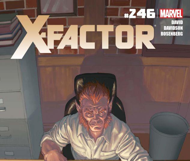 X-FACTOR (2005) #246
