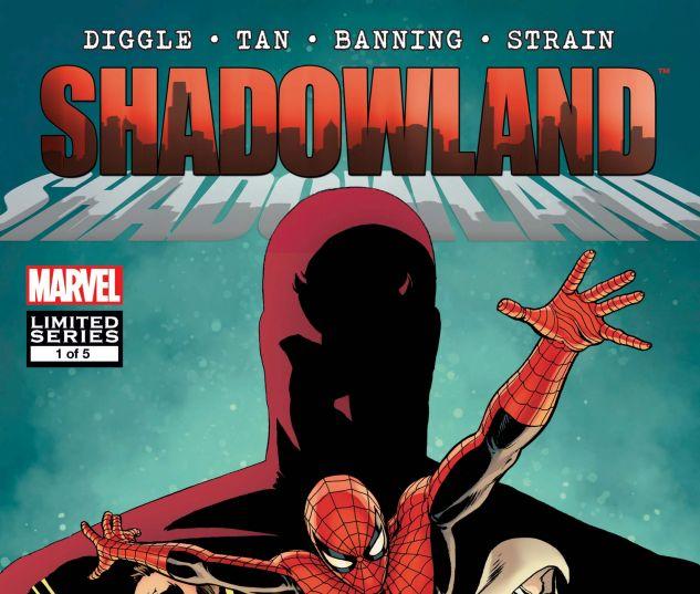 Shadowland (2010) #1