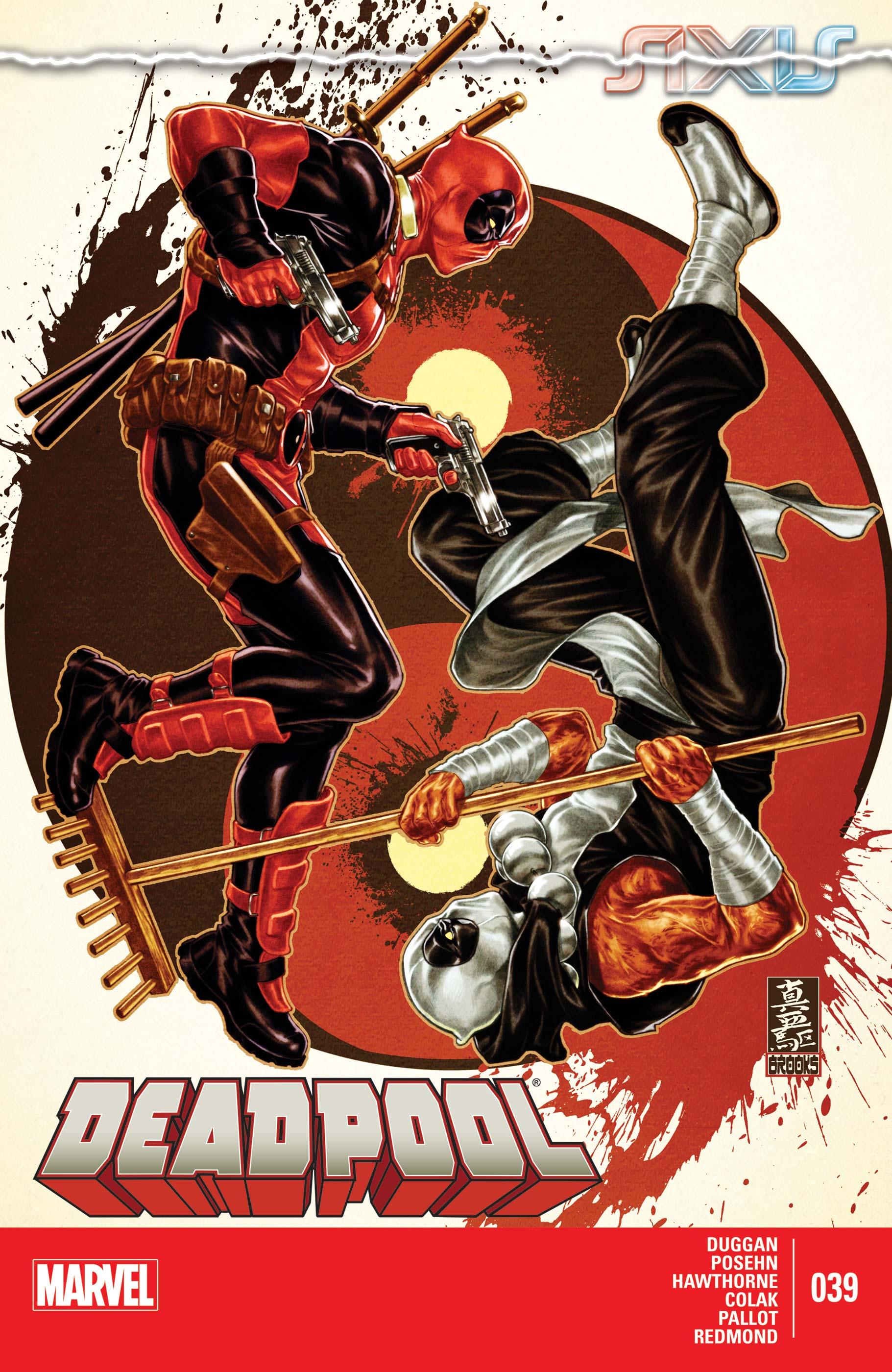 Deadpool (2012) #39