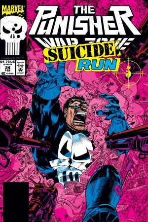 The Punisher War Zone #24