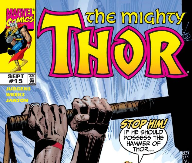 Thor (1998) #15