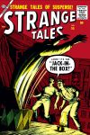 Cover for Strange Tales 55