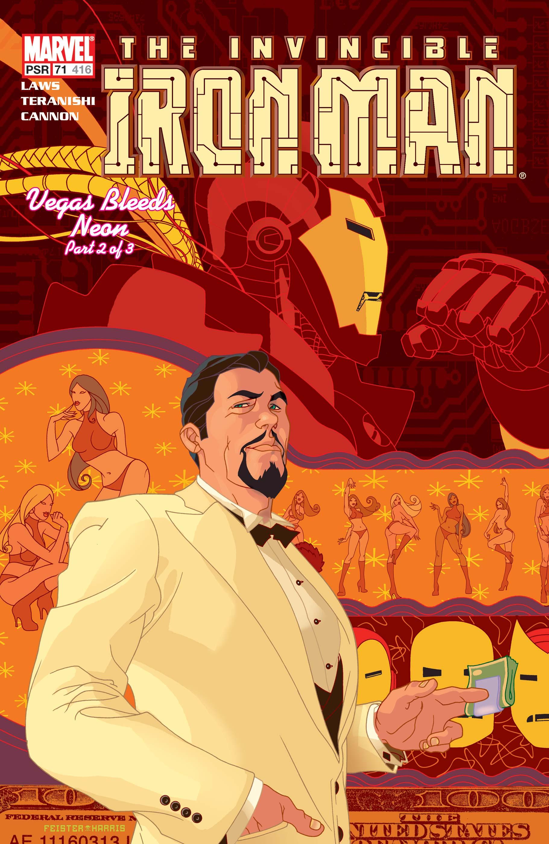 Iron Man (1998) #71