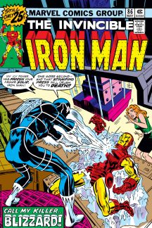 Iron Man (1968) #86
