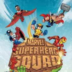 MARVEL SUPER HERO SQUAD (2009present)