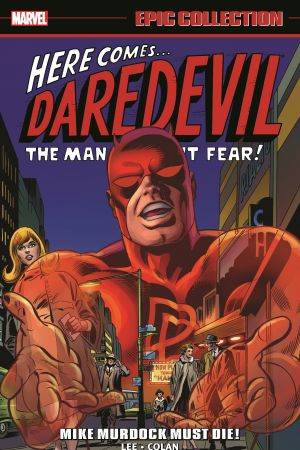 Daredevil Epic Collection: Mike Murdock Must Die! (Trade Paperback)