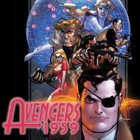 Avengers 1959 (2011 - 2012)
