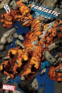 Ultimate Fantastic Four (2003) #19
