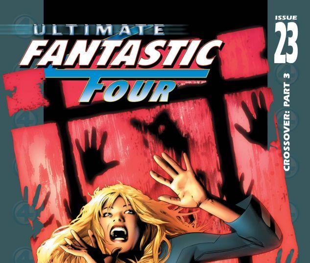 ULTIMATE FANTASTIC FOUR (2003) #23