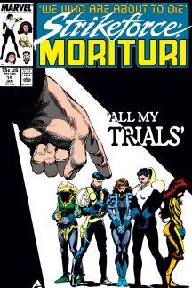Strikeforce: Morituri (1986) #14