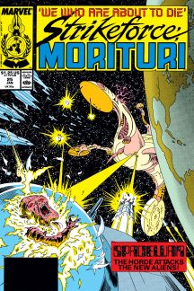 Strikeforce: Morituri #25