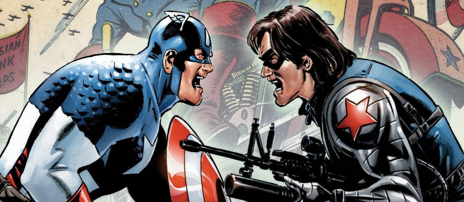 Captain America: Winter Soldier | Event | Marvel Comic Reading Lists