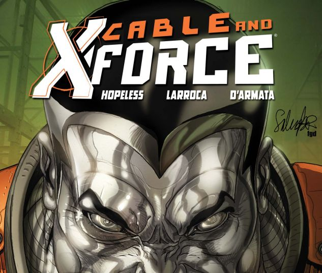 Cable and X-Force (2012) #4
