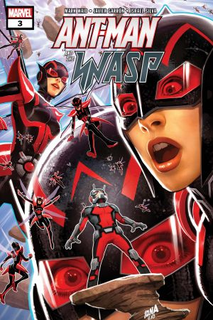 Ant-Man & the Wasp (2018) #3